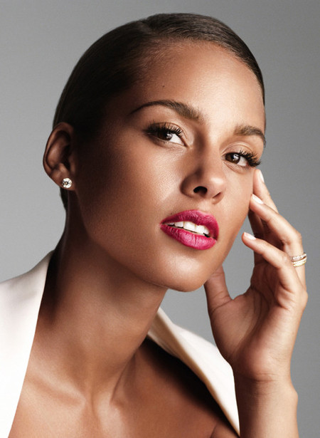 Alicia Keys,The Girl on fire, nueva embajadora de Givenchy