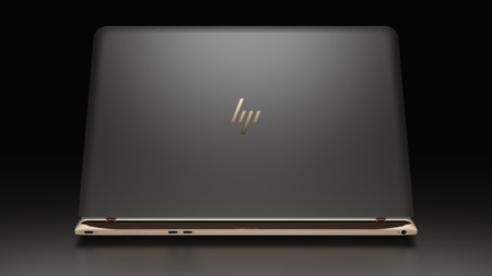 Hp Spectre 13 3 Logo Detail