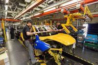 Inicia en Europa la producción del nuevo Nissan Juke