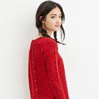 Jersey Rojo Forever21