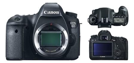 Full Frame a precio de APSC: Canon EOS 6D a 964 euros en eBay