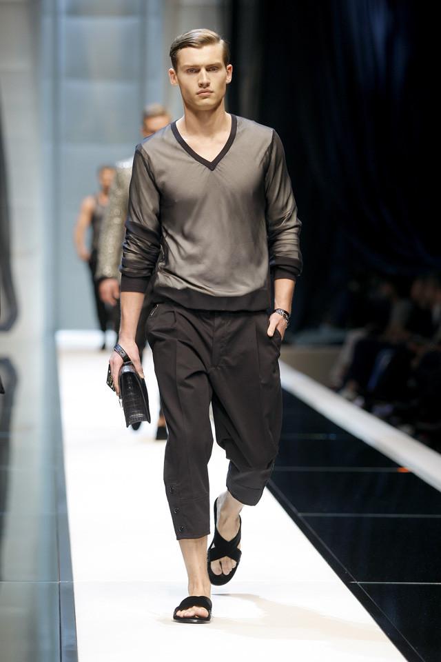 Foto de Milano Moda Uomo primavera-verano 2010: Dolce&Gabbana (3/16)