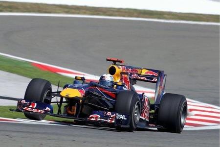 GP de Turquía 2010: Red Bull pasa al contraataque