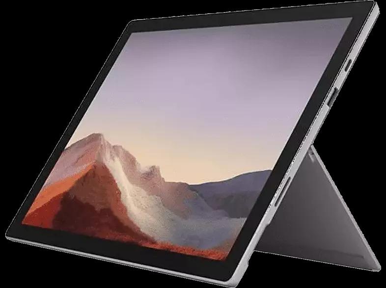"""Convertible 2 en 1 - Microsoft Surface Pro 7, 12.3"""", Intel® Core™ i5-1035G4, 8GB RAM, 128GB, W10 + funda con teclado Signature"""