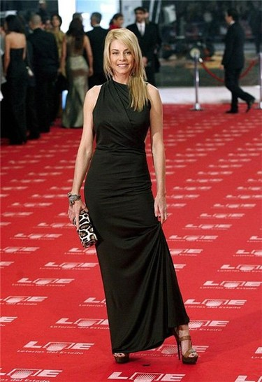 Alfombra roja de los Premios Goya 2011