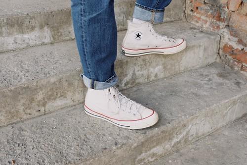 Todas las zapatillas con plataforma que querrás en tu zapatero están en Converse y con 40% de descuento