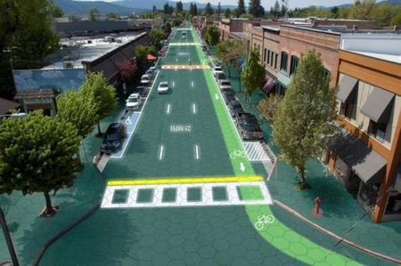 Carreteras ¿solares?