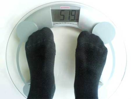 Conseguir el peso ideal después del verano