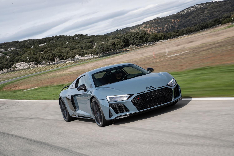 Foto de Audi R8 2019, toma de contacto (121/188)