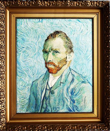 Autorretrato Vincent Van Gogh