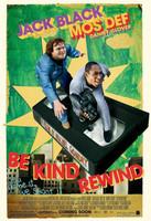 Póster de 'Be Kind Rewind' de Michel Gondry