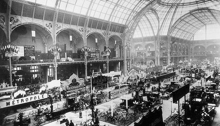 Salón del Automóvil de París, 1901