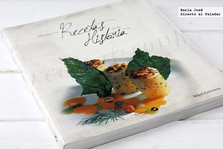 Las mejores recetas de la historia. Libro de recetas