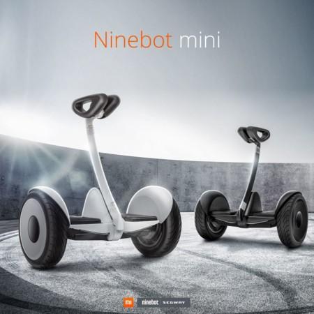 Ninebot mini, el Segway de Xiaomi