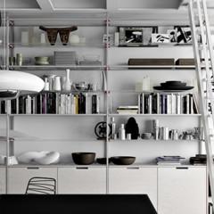 Foto 19 de 21 de la galería meccanica-un-sistema-de-almacenaje-muy-versatil-y-minimalista en Decoesfera