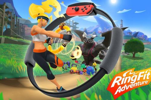 Análisis de Ring Fit Adventure, el juego con el que, a pesar de que he terminado agotado físicamente, me lo he pasado en grande