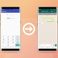 Cómo iniciar conversaciones en WhatsApp sin agregar contactos a la agenda