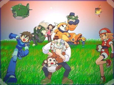 'Mega Man Legends 3 Project' para 3DS, Keiji Inafune emocionado por retomar la saga