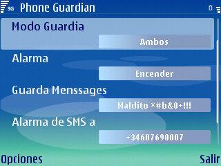 Recupera tu movil con Phone Guardian