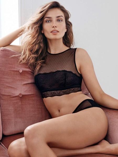 H&M se apunta a la moda y lanza una colección de lencería para celebrar San Valentín