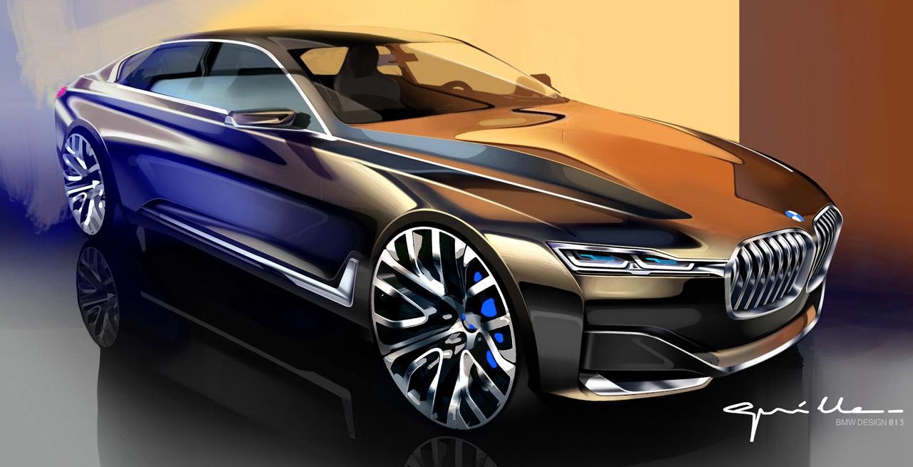 Foto de BMW Vision Future Luxury (6/42)