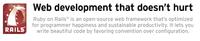 Ruby on Rails, desarrollando sobre raíles