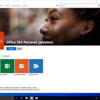 Microsoft Office ya está disponible en la Tienda de Windows, con ciertas limitaciones