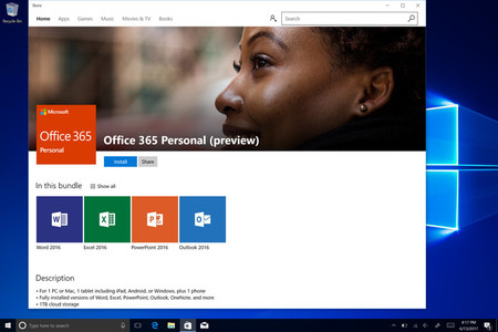 Microsoft Office ya está disponible en la Tienda de Windows, con ciertas limitaciones