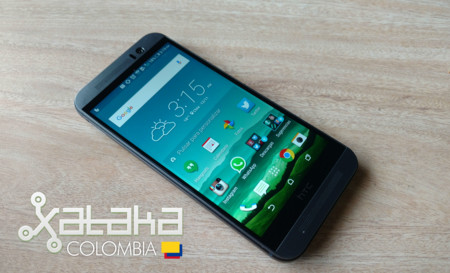 Htc One M9 Pantalla