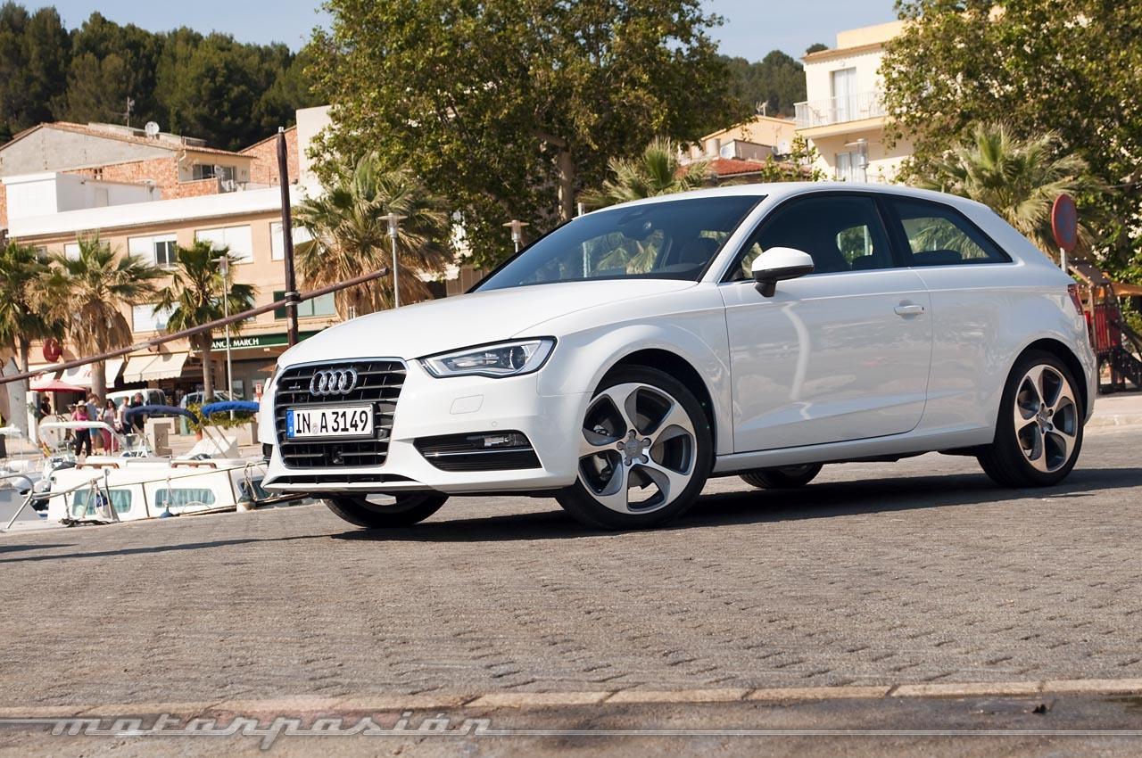 Foto de Audi A3 presentación (28/39)