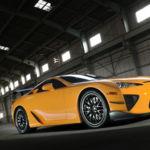 La felicidad nos invade, Lexus podría estar trabajando en un nuevo LFA