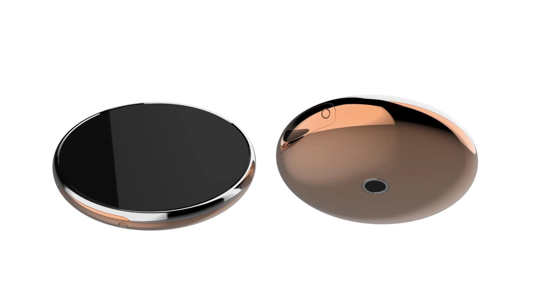 Runcible - Firefox OS smartphone Concept
