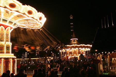 Christmas at Tivoli in Copenhagen2