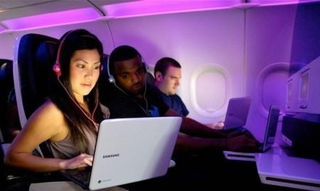 GoGo ofrecerá conexiones de hasta  100 Mbps en los aviones
