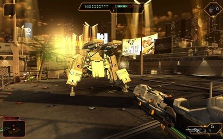 Deus Ex: The Fall adelanta su salida en Steam