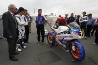 Moto2 presentada en Assen