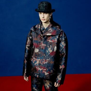 El estampado camuflaje es aún más tendencia con esta nueva colección cápsula de Dior Men