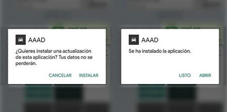 Android Auto Fermata Auto