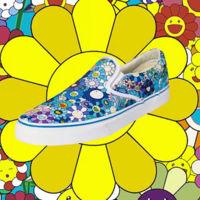 Las zapatillas más japo son las Vault by Vans de Takashi Murakami