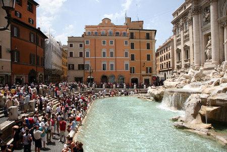 ¿Dónde va el dinero de la Fontana di Trevi?
