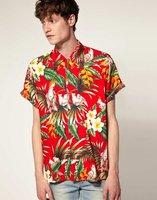 El regreso de las camisas hawaianas. ¡Sálvese quien pueda!