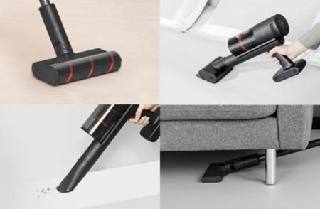 Xiaomi Mijia Wireless Vacuum Cleaner 1