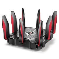 El nuevo router de TP-Link y su agresivo aspecto nos anticipa que estamos ante una bestia centrada en gaming