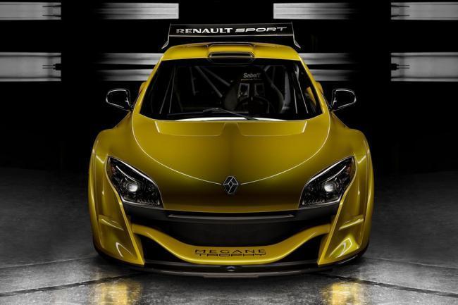Renault Megane Trophy V6