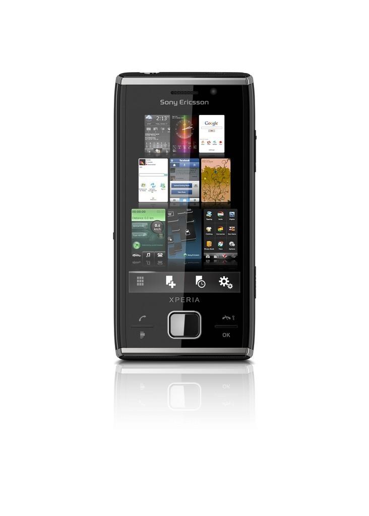 Foto de Sony Ericsson presenta el Xperia X2 (7/10)