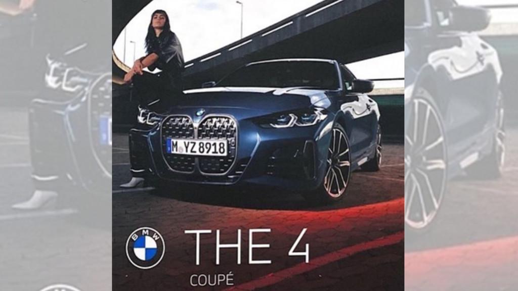¡El nuevo BMW Serie 4, filtrado! Al parecer sí llevará una descomunal parrilla
