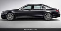 Mercedes-Benz confirma el Clase S Maybach extralargo para el Salón de Los Ángeles