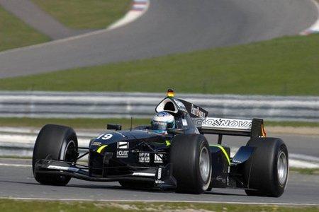 Luca Filippi también picará en la AutoGP con Euro Nova