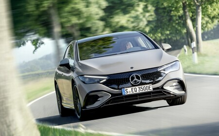 Mercedes Benz Eqe 2022 005
