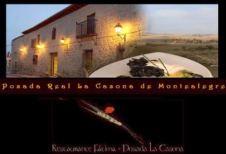Restaurante Fátima - Posada Real La Casona de Montealegre